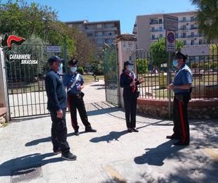 Siracusa. Carabinieri volontari dell'ANC a tutela dei parchi della città
