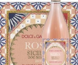 chiama Rosa rosato Dolce & Gabbana