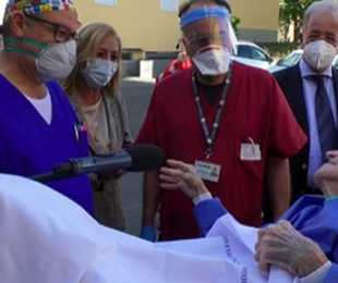 Cannizzaro, dimessa 97enne operata al femore mentre era positiva al Covid-19