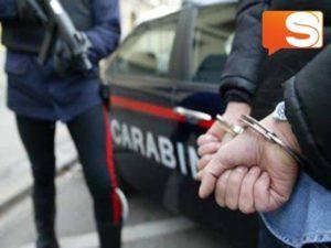 Messina carabinieri arrestano uomo per violenza sessuale nei confronti una minore