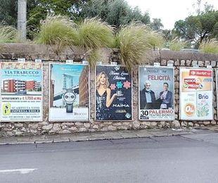 Approvato regolamento pubblicità  Palermo 'Voto storico per città'