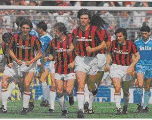 Como calcio 38 anni come oggi Milan Sacchi vinceva tricolore sul Lario