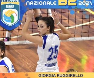 Fly Volley Riconfermata centrale Giorgia Ruggirello