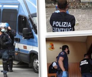 Librino blindato dalla polizia Controlli a tappeto, 100 agenti