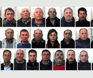 Mafia operazione Scrigno richieste condanna