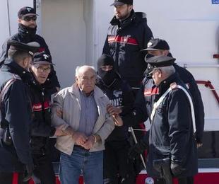 Il boss di Favigana Vito D'Angelo scarcerato per il Covid torna in cella