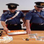 Messina, nascondeva marijuana e cocaina dentro casa: giovane arrestato dai Carabinieri
