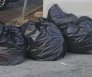 Rifiuti Scicli, vietato usare sacchi neri: sanzioni fino a 500 euro