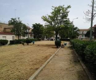 Priolo Gargallo, continuano gli interventi di manutenzione delle aree verdi
