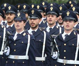 Concorso Polizia bando per assunzione 1350 allievi agenti
