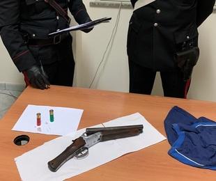 Cassibile, trovata un'arma avvolta in una felpa in aperta campagna