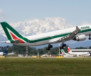 Alitalia sospende volo Roma - New York