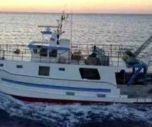 Peschereccio disperso, il sindaco di Terrasini: 'Marinai aspettavano fine lockdown per lavorare'