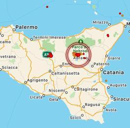 Terremoto nella Sicilia Centrale, due scosse a Troina [DATI E MAPPE]