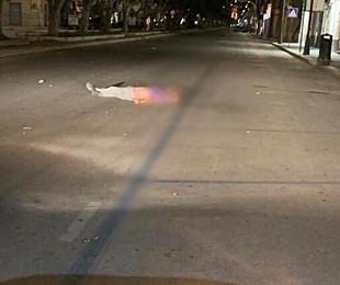 Incidente mortale a Trapani in Via Fardella. Uomo investito e ucciso