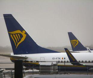 Ryanair dal 1 luglio pronta a ripristinare il 40% dei voli