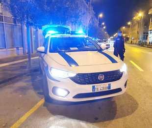 Messina, il bilancio dei controlli della Municipale ad aprile: multe per oltre 74 mila euro