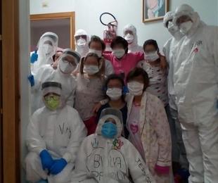 Coronavirus: Oasi Troina, guarite altre 13 persone