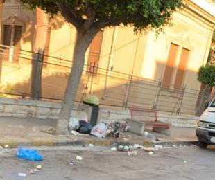 Marsala bella fitusa',  immondizia via Pascasino vicino all ospedaletto dell Asp