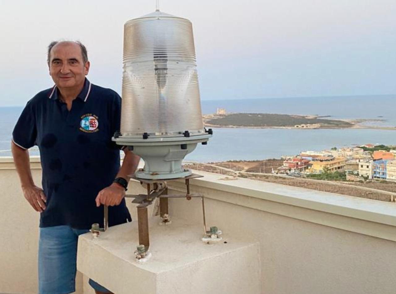 Portopalo di Capo Passero dopo 40 anni va in pensione il guardiano del faro