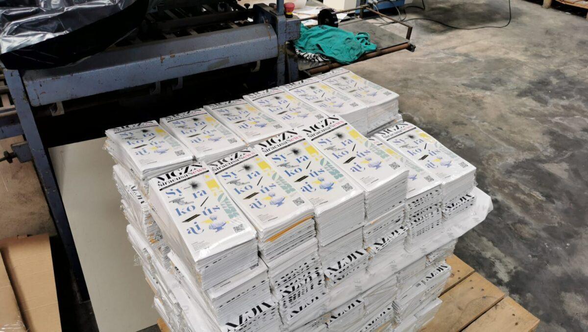 Oggi in distribuzione 10000 copie del nuovo numero di Siracusanews Magazine Tutti gli eventi dei prossimi 14 giorni