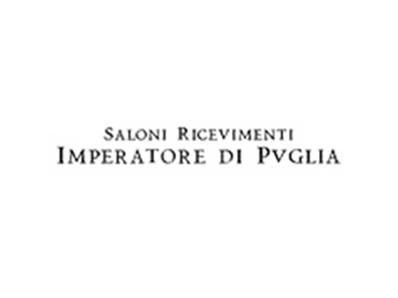 Imperatore di Puglia-Sale Ricevimenti Matera, Matrimoni Taranto,Cerimonia Bari